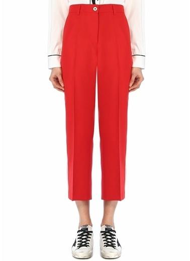 Golden Goose Pantolon Kırmızı